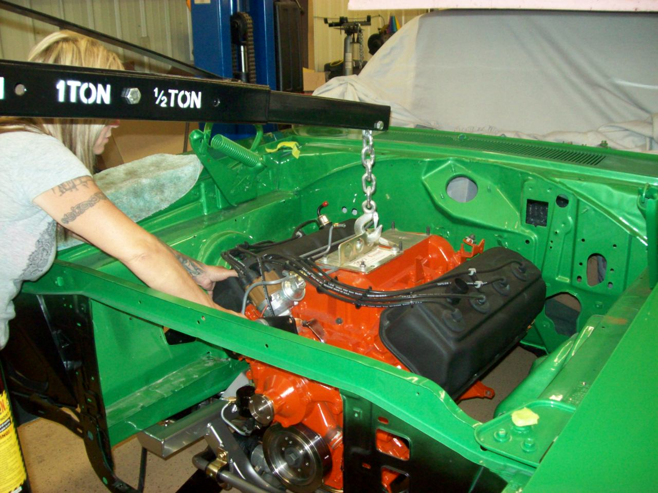 The R/T Garage Project Gallery - Mopar Restoration and